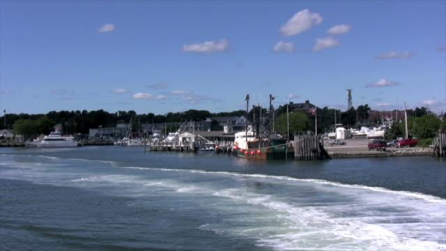 Boat Ride Sea Background