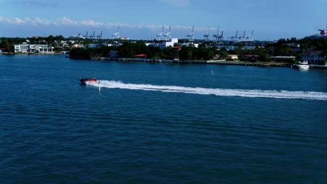 Boat Tour Miami Beach High Speed