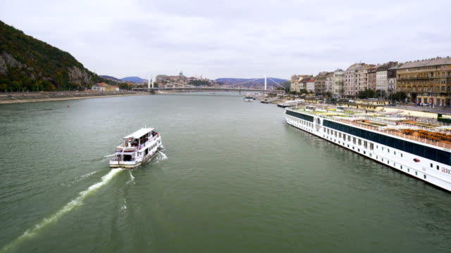 Boat Tourism in Budapest