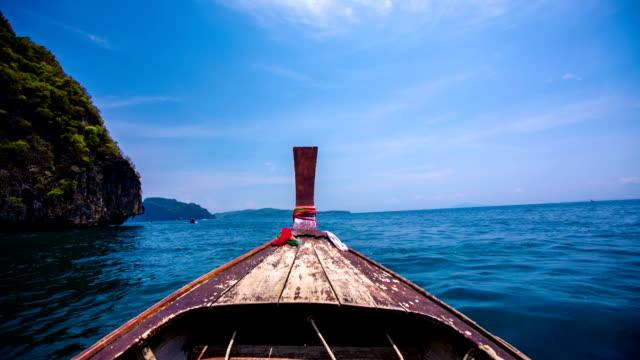 vídeos de stock e filmes b-roll de perspetiva pessoal de - mar de andamão