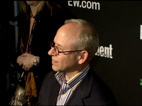 stockvideo's en b-roll-footage met bob balaban at the entertainment weekly's viewing party for 2006 academy awards at elaine's in new york, new york on march 5, 2006. - entertainment weekly