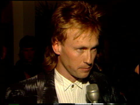 bob barker at the grammy awards party by rca at an expensive, crowded restaurant on september 20, 1987. - rca stock videos & royalty-free footage