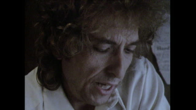 Bob Dylan comments that 'only God knows those things' in regard to where his songs come from