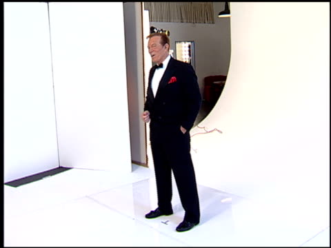 bob eubanks at the legendary game show gurus launch of the '$250,000 ultimate game show' at null in los angeles, california on august 31, 2007. - game show stock videos & royalty-free footage