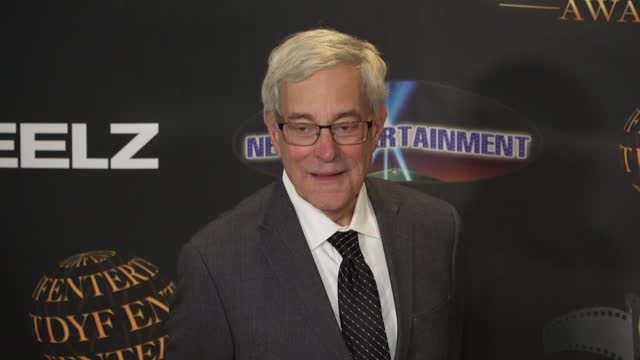 bob gale at the 24th family film awards at hilton los angeles/universal city on march 24, 2021 in universal city, california. - universal city stock videos & royalty-free footage