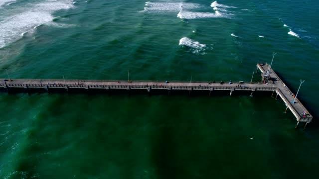 Bob Hall Pier on Whitecap Beach in Corpus Christi Texas