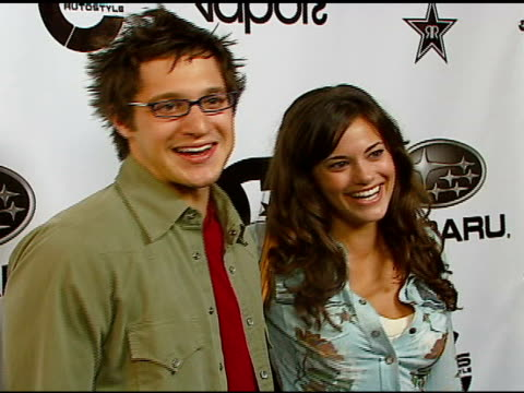 bob levy and rachel specter at the subaru / dc shoes x games event at avalon in hollywood, california on august 4, 2006. - subaru stock videos & royalty-free footage