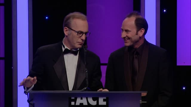 SPEECH Bob Odenkirk Skip MacDonald at 65th Annual ACE Eddie Awards in Los Angeles CA