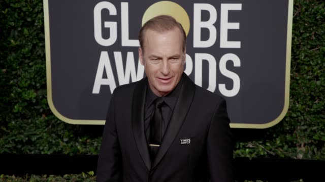 Bob Odenkirk t the 75th Annual Golden Globe Awards at The Beverly Hilton Hotel on January 07 2018 in Beverly Hills California