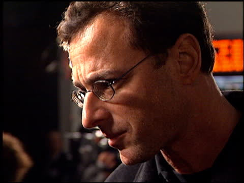bob saget at the 'femme fatale' premiere at the cinerama dome at arclight cinemas in hollywood california on november 4 2002 - femme fatale stock videos and b-roll footage