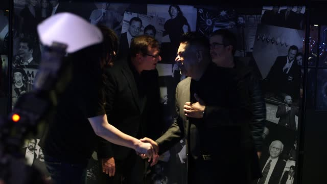 Bob Saget George Lopez John Oliver at Scleroderma Research Foundation's 30th Anniversary Cool Comedy Hot Cuisine New York at Caroline's Comedy Club...