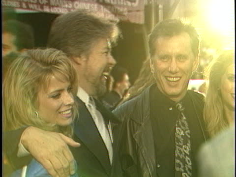 Bob Seger at the Beverly Hills Cop II Premiere at Manns Chinese Theater Hollywood