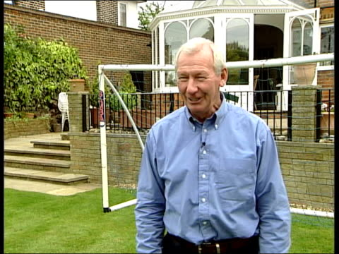 bob wilson interview sot it was even more exaggerated than bruce/ it could gave worked against him but it didn't/ good luck to him - bruce stock videos & royalty-free footage