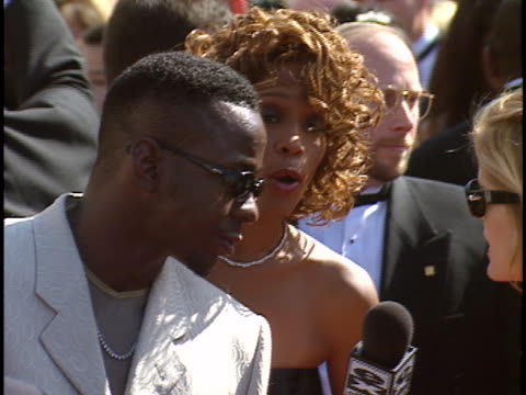 Bobby Brown at the Emmy Awards at Shrine Auditorium Los Angeles in Los Angeles CA
