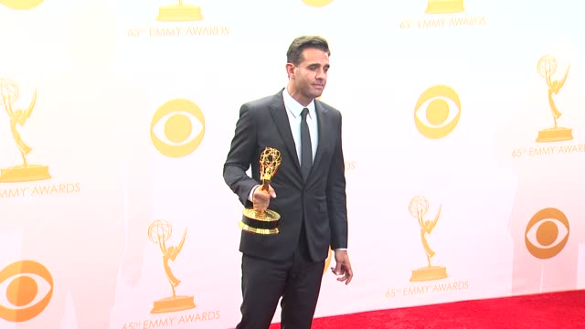 vidéos et rushes de bobby cannavale at 65th annual primetime emmy awards - photo room on 9/22/2013 in los angeles, ca. - annual primetime emmy awards