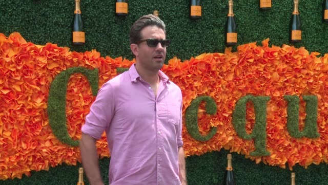 Bobby Cannavale at NinthAnnual Veuve Clicquot Polo Classic at Liberty State Park on June 4 2016 in Jersey City New Jersey