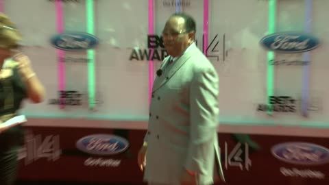 stockvideo's en b-roll-footage met bobby jones at the 2014 bet awards on june 29, 2014 in los angeles, california. - black entertainment television