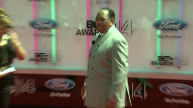 bobby jones at the 2014 bet awards on june 29 2014 in los angeles california - bet awards stock videos and b-roll footage