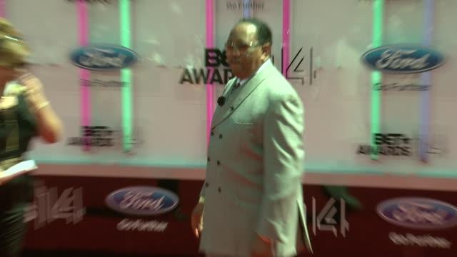 vídeos y material grabado en eventos de stock de bobby jones at the 2014 bet awards on june 29 2014 in los angeles california - black entertainment television