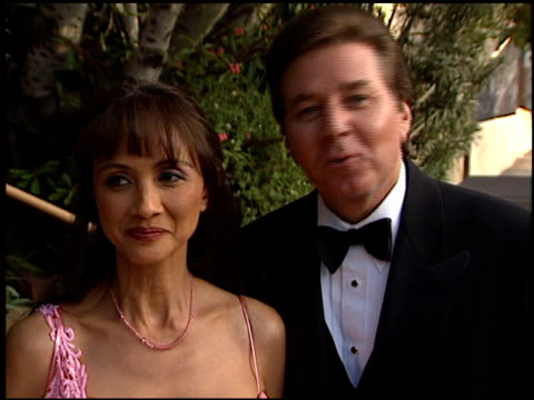 bobby sherman at the 2001 academy awards - red carpet and spago party at the shrine auditorium in los angeles, california on march 25, 2001. - 第73回アカデミー賞点の映像素材/bロール