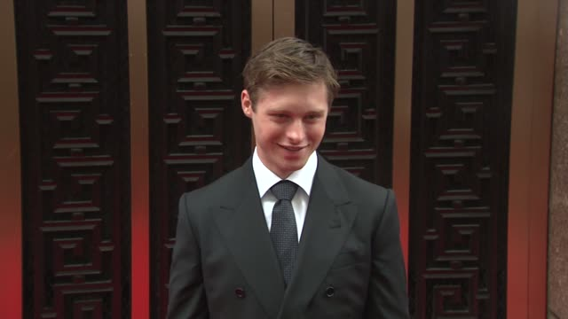 Bobby Steggert at the 64th Annual Tony Awards at New York NY