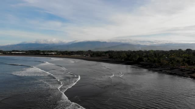 boca barranca - black sand stock videos & royalty-free footage