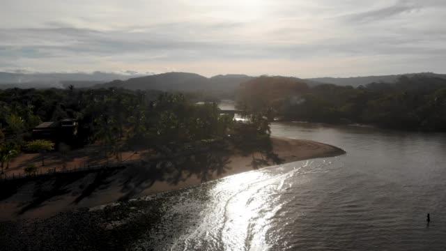 vídeos y material grabado en eventos de stock de boca barranca - península