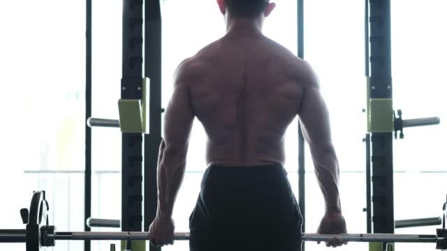 Body builder - Barbell
