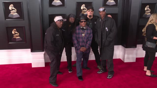 Body Count at 60th Grammy Awards Celebration Party at Madison Square Garden on January 28 2018 in New York City