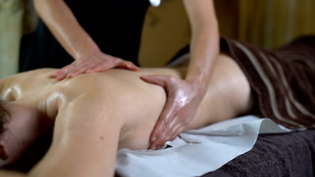 body relax - massage table stock videos & royalty-free footage