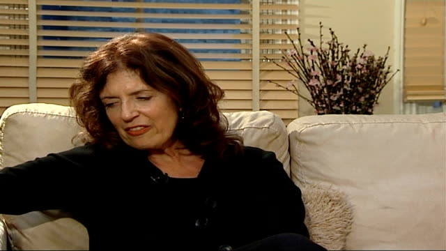 body shop founder anita roddick has hepatitis c london gir int nightingale towards followed by roddick as both sit down on a sofa anita roddick... - founder stock videos and b-roll footage