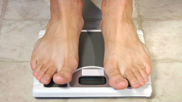 body weight scale - mass unit of measurement stock videos and b-roll footage