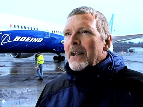boeing's cutting-edge 787 dreamliner soared tuesday in a milestone first flight the us aerospace giant hopes will prove a gamechanger for the global... - 50 seconds or greater stock videos & royalty-free footage
