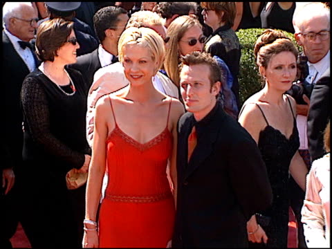 bohdi elfman at the 1998 emmy awards at the shrine auditorium in los angeles, california on september 13, 1998. - bodhi elfman stock videos & royalty-free footage