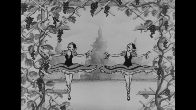 Bohemian girls dance