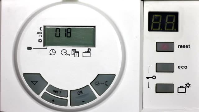 Boiler Configuration