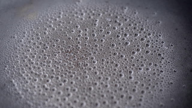 boiling water bubble