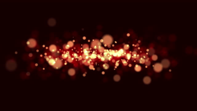 4k bokeh background loop (multicolor) - brown stock videos & royalty-free footage