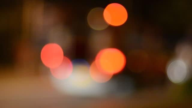 ボケ - 目が回る点の映像素材/bロール