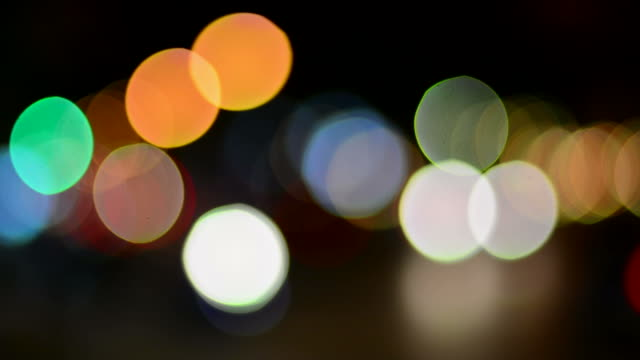 bokeh - stoplight stock videos and b-roll footage