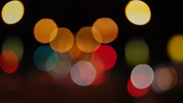 bokeh - disco lights stock videos & royalty-free footage