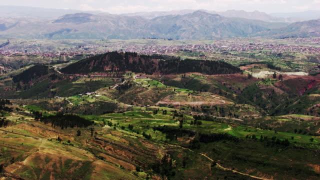 Bolivia: Aerial view of Sucre