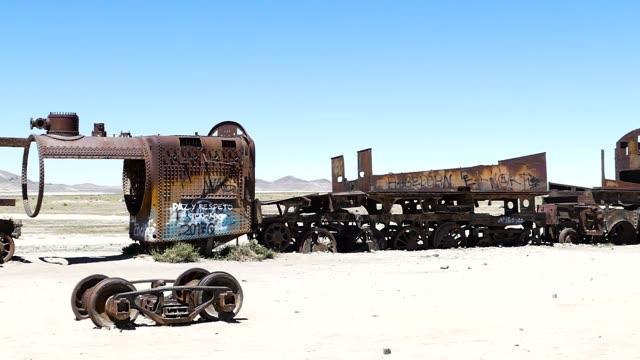 Bolivia Desert Train 2