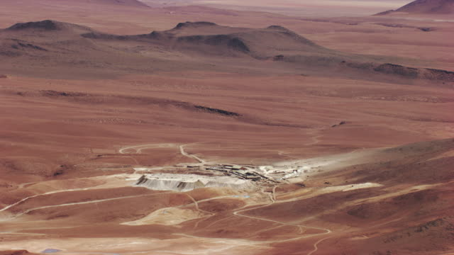 Bolivia : Industry in the middle of the desert