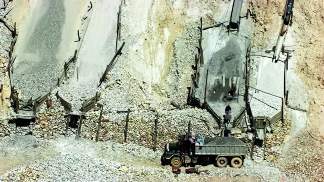 Bolivia: Mines of Potosi, close-up