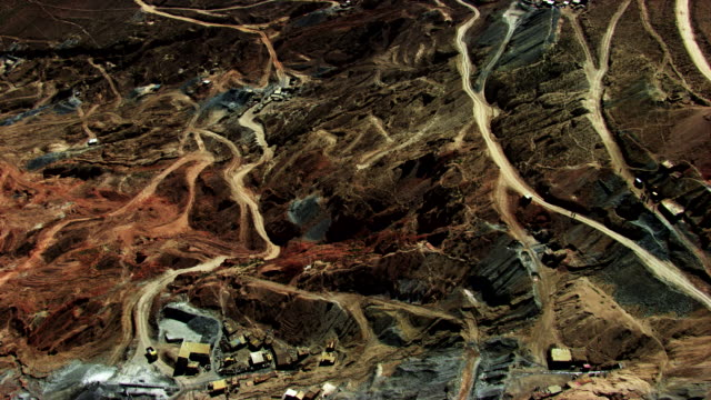 bolivia: mines of potosi - silver metal stock videos and b-roll footage