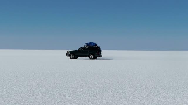 Bolivia Salts Flats Truck