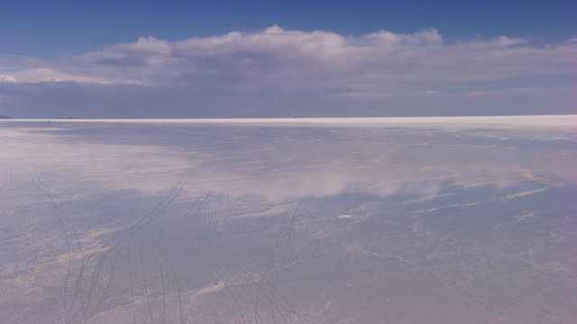 bolivia: uyuni's salar - bolivia stock videos & royalty-free footage