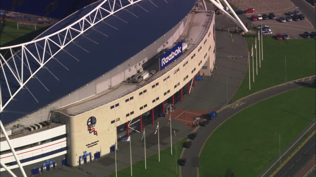 bolton wanderers fc - bolton greater manchester stock videos and b-roll footage