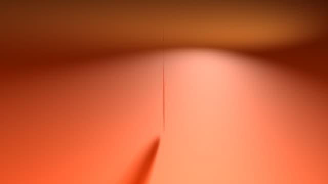 Bomb Orange (Vector Animation)
